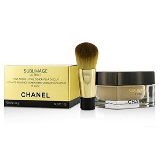 CHANEL Other - CHANEL Sublimage Foundation w brush